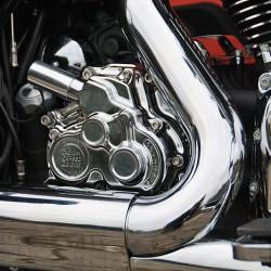 Electra Glide Classic® mit BAKER F6R Rückwärtsgangsystem