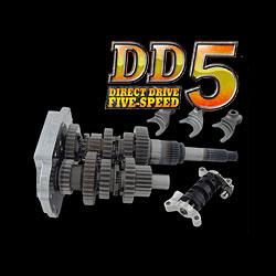 5-Gang Direct-Drive