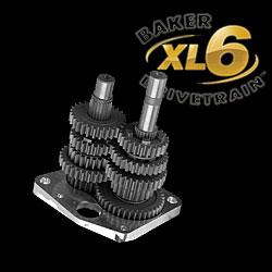 XL6 Getriebe